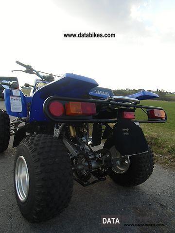2001 Yamaha  Banshee Motorcycle Quad photo