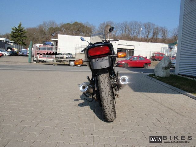 Yamaha  600 S 1993 Motorcycle photo
