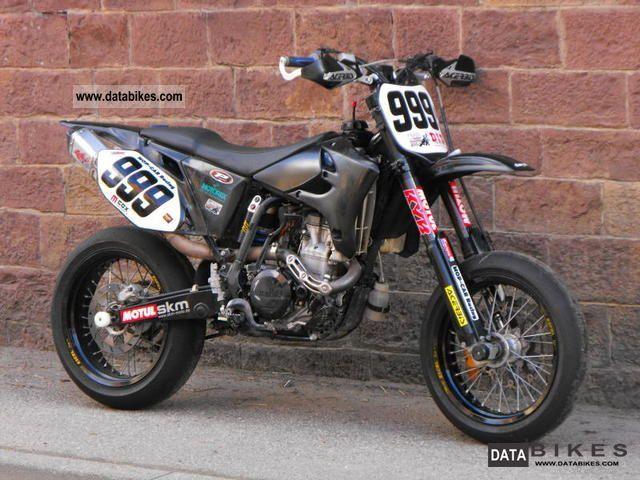 2003 Yamaha  YZ450F Motorcycle Super Moto photo