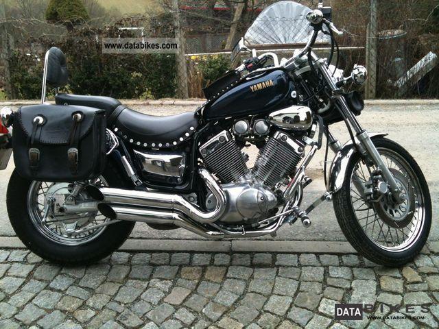 1991 Yamaha  535 Motorcycle Chopper/Cruiser photo