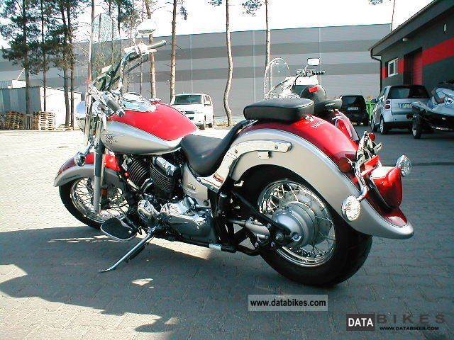 Yamaha  STAR CLASSIC XVS 650 2005 Chopper/Cruiser photo