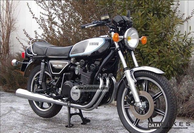 Yamaha  XS 750 1978 Vintage, Classic and Old Bikes photo