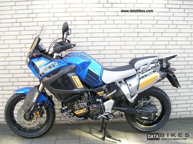 2012 Yamaha  ABS XT1200Z World Crosser Edtion with 20hp + Motorcycle Enduro/Touring Enduro photo