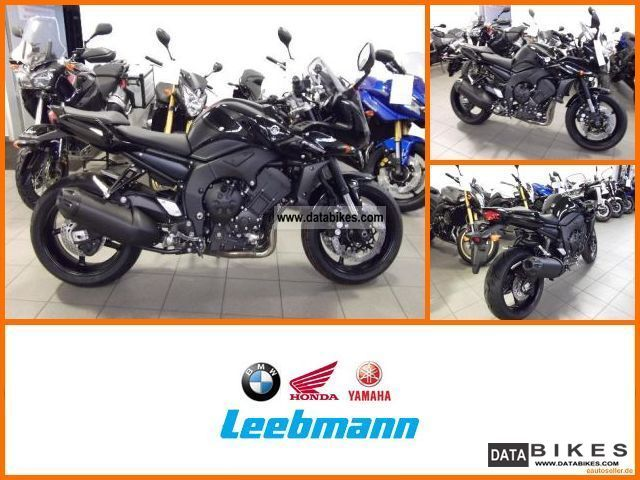 2012 Yamaha  FZ 1 Fazer ABS ABS Motorcycle Motorcycle photo