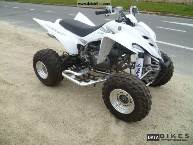 Yamaha  ROPTOR 350 2006 Quad photo