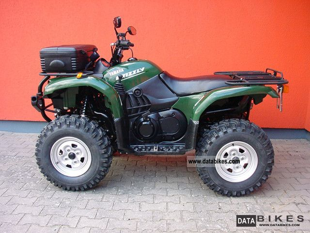 2006 yamaha yfm 660 grizzly warning winds sitzh u for 2006 yamaha grizzly 660 value