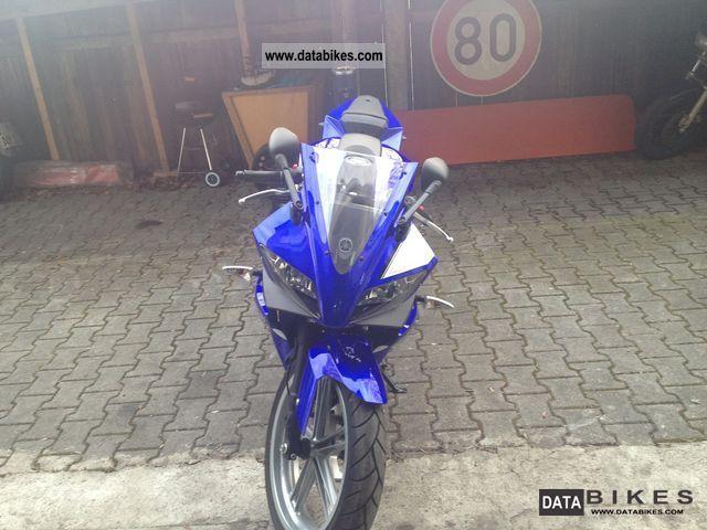 Yamaha  R125 2009 Motorcycle photo