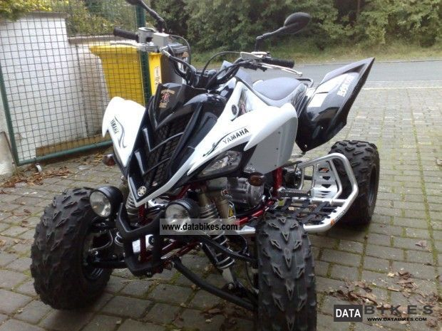 2009 Yamaha  700R Motorcycle Quad photo