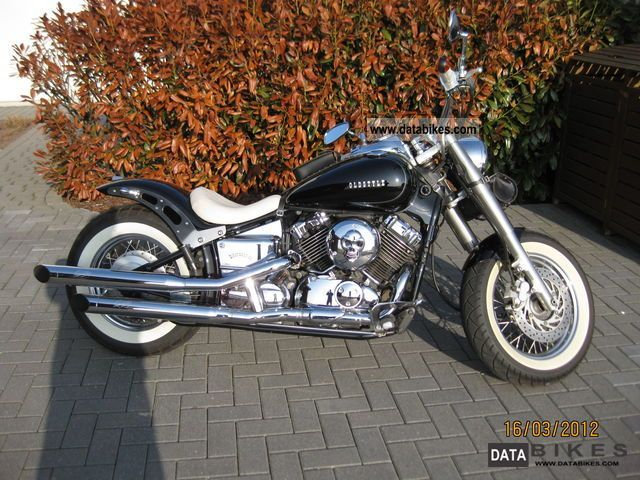 Yamaha  XVS 650 Classic 2005 Chopper/Cruiser photo