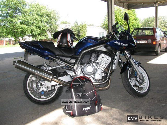 2002 Yamaha  FAZER Motorcycle Other photo
