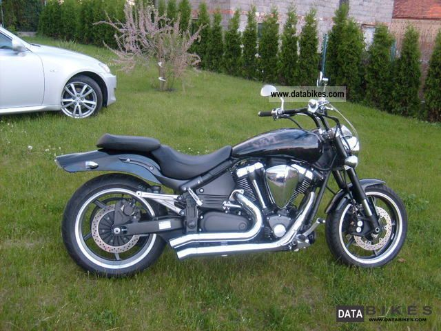 2008 Yamaha  XV 1700 WARRIOR Motorcycle Chopper/Cruiser photo