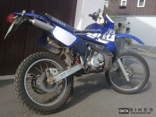 Yamaha  DT 125 TUV NEW 2000 Enduro/Touring Enduro photo