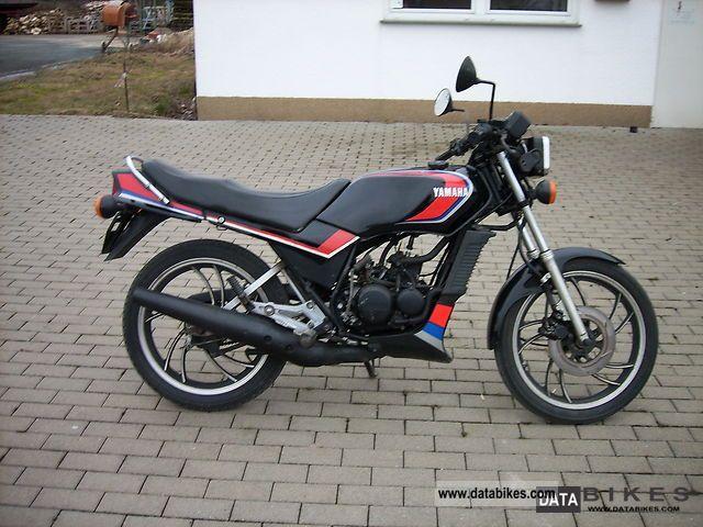 1983 Yamaha Rd 100