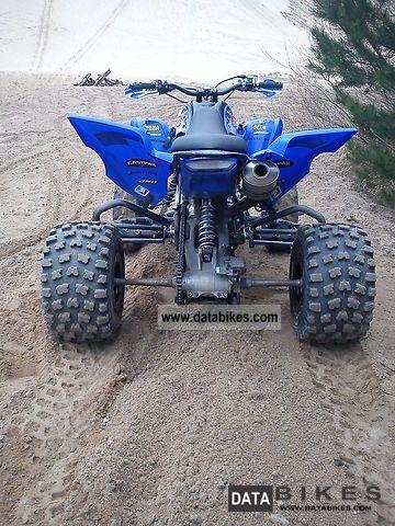2006 Yamaha Raptor 700 R Motorcycle Quad photo 1