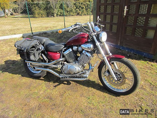 1989 Yamaha  2-yl Motorcycle Chopper/Cruiser photo