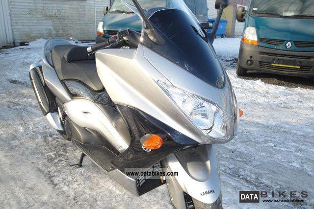 Yamaha  XP 500 TMAX 2012 Scooter photo