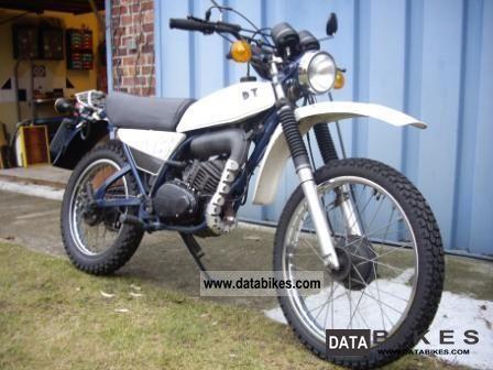 Yamaha  DT 175 MX type 2K4 1984 Enduro/Touring Enduro photo