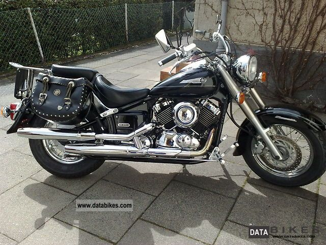 2003 Yamaha  XVS 650A Motorcycle Chopper/Cruiser photo