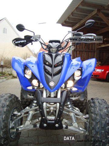 2009 Yamaha  YFM 350 R Motorcycle Quad photo