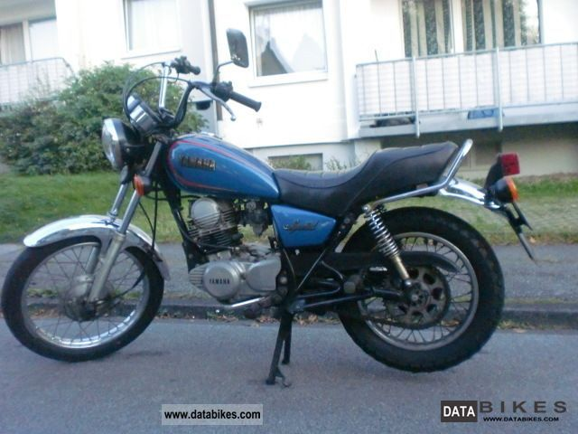 1983 Yamaha  3YB Motorcycle Chopper/Cruiser photo