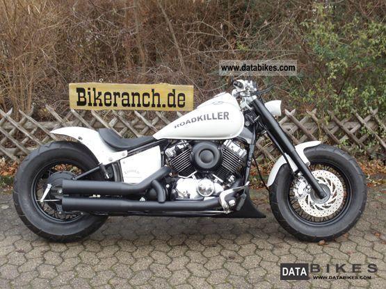 2006 Yamaha  XVS 650 TRAUM-UMBA U FAT KILLER ROAD-STILETTO TOP Motorcycle Chopper/Cruiser photo