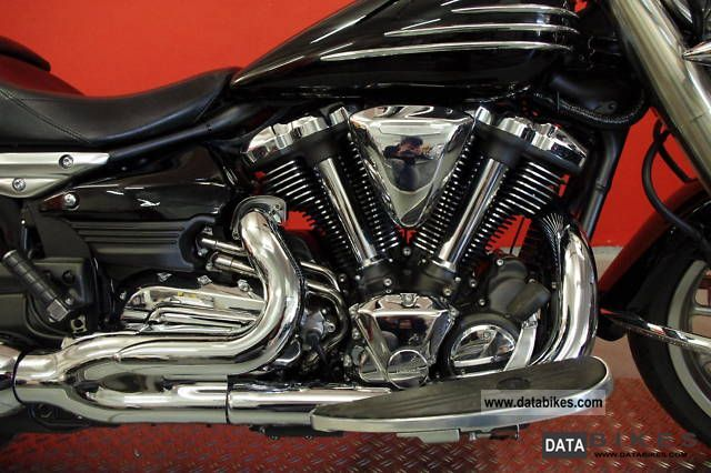 2012 yamaha xv 1900 midnight star for Yamaha xv 1900