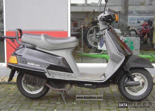 yamaha beluga 125: