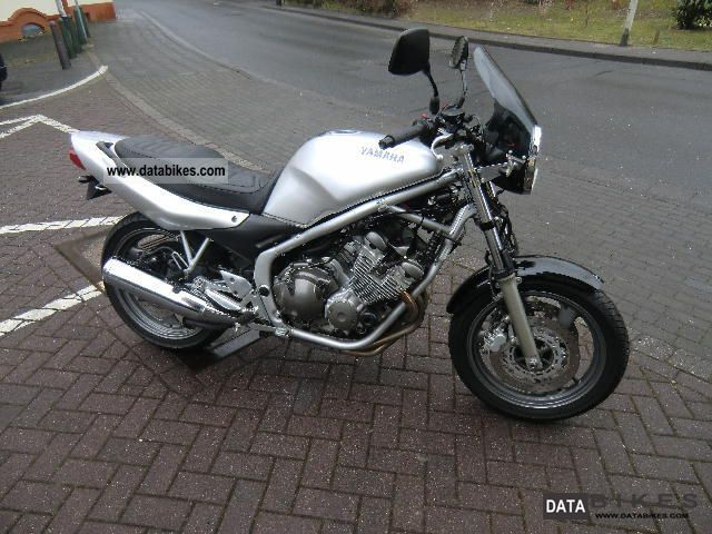 2003 Yamaha  XJ600 Motorcycle Motorcycle photo