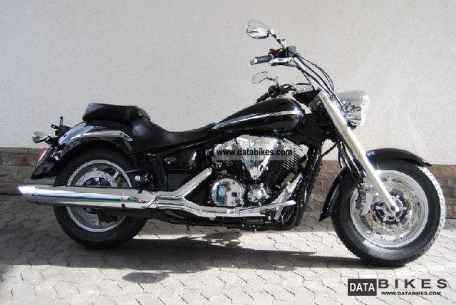 2011 Yamaha XVS1300
