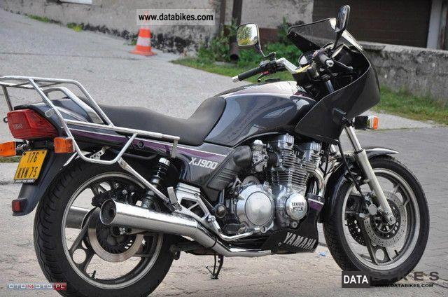 1988 Yamaha  XJ 900 Motorcycle Sport Touring Motorcycles photo