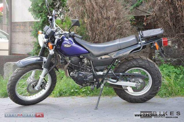 Yamaha  TW-125 2004 Enduro/Touring Enduro photo