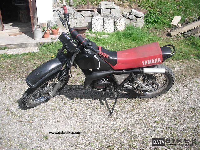 Yamaha  DT80 LC2 1990 Motorcycle photo