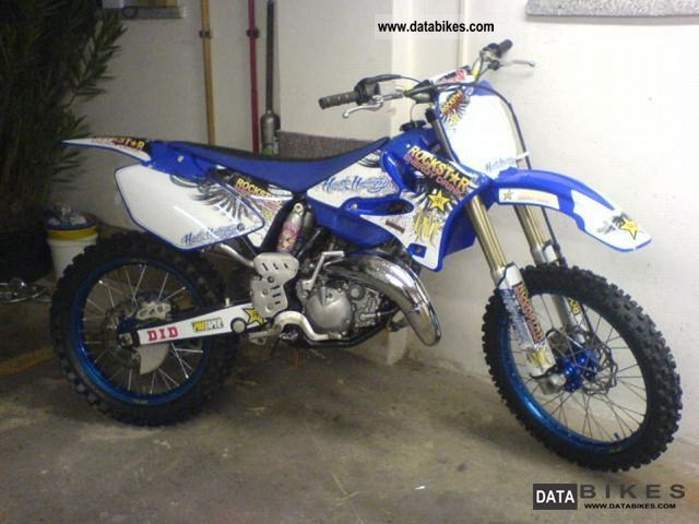 2005 yamaha yz 125 motocross. Black Bedroom Furniture Sets. Home Design Ideas