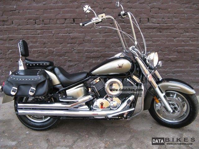 2005 Yamaha  XVS 1100 ATT / C V-STAR SILVERADO Motorcycle Chopper/Cruiser photo