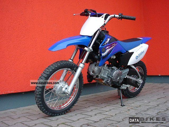 2011 yamaha tt r110e for Yamaha tt r110e