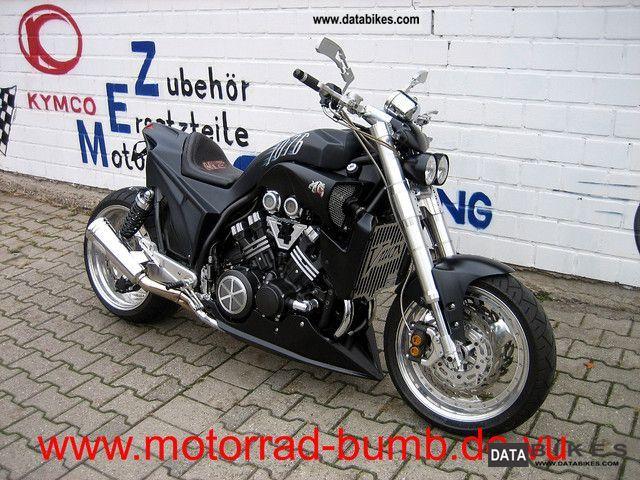 2003 Yamaha  V-max single piece with warranty! Motorcycle Motorcycle photo