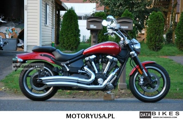 2006 Yamaha  WARRIOR Motorcycle Chopper/Cruiser photo