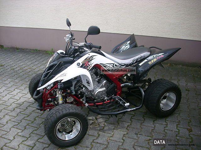 2009 Yamaha  Raptor Motorcycle Quad photo