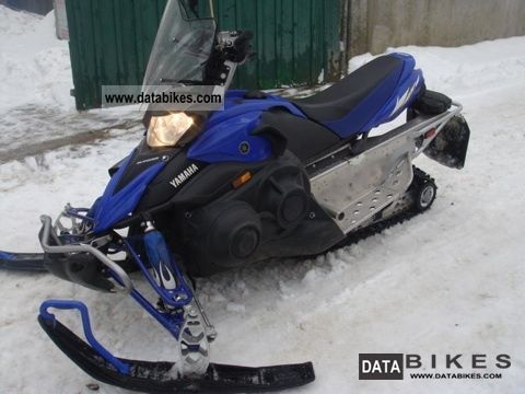 2007 Yamaha  PHAZER 550 GT Motorcycle Trike photo