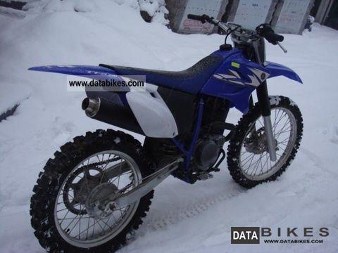 2006 Yamaha  223 C Motorcycle Dirt Bike photo