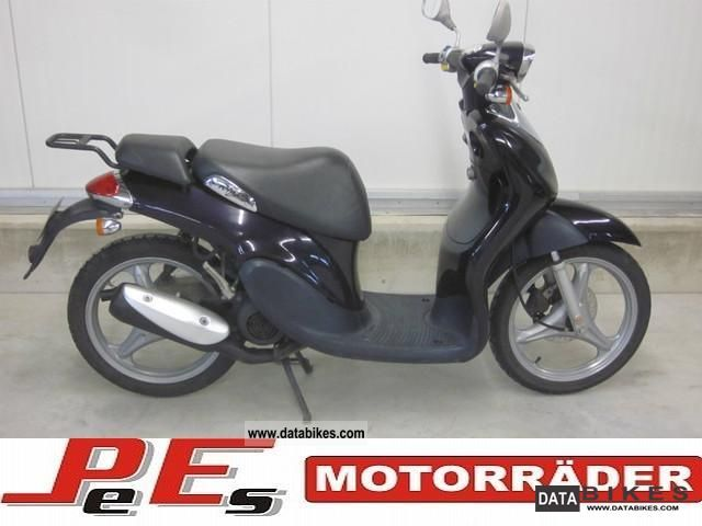 2004 Yamaha  Why 50 Motorcycle Scooter photo