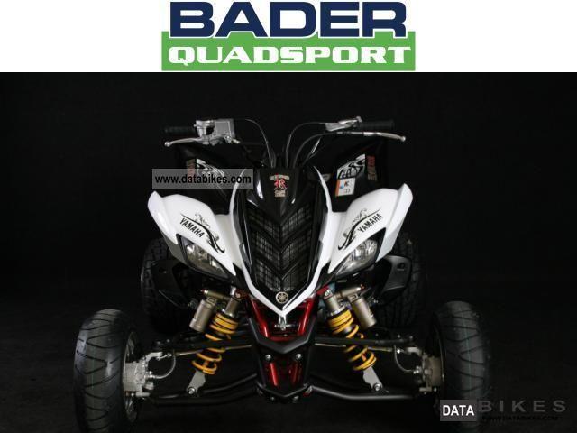 2011 Yamaha  700R \ Motorcycle Quad photo