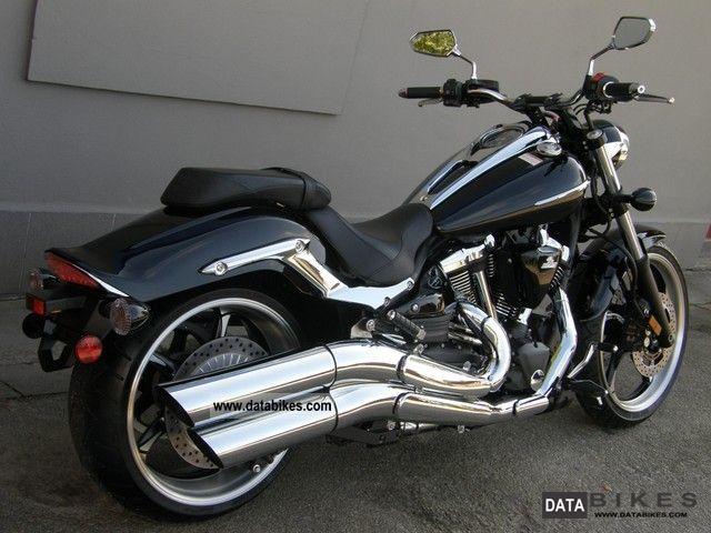 2011 yamaha xv 1900 raider for Yamaha xv 1900