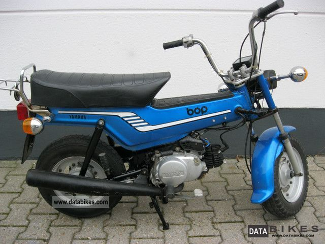 1977 Yamaha  Bop 50 Motorcycle Motor-assisted Bicycle/Small Moped photo