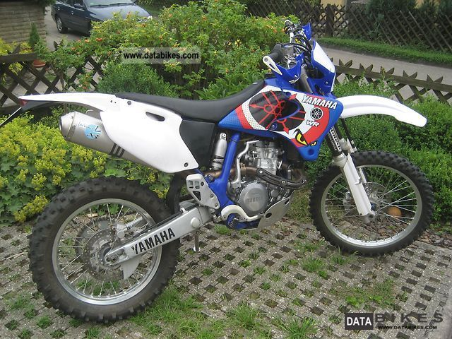 Yamaha  WR 400 F 2000 Enduro/Touring Enduro photo