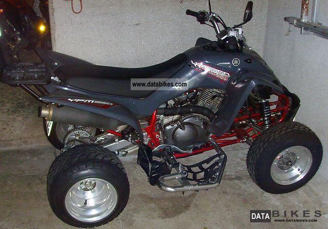 2007 Yamaha  350R Motorcycle Quad photo