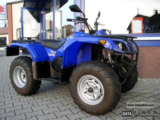 2009 Yamaha  YFM350F Motorcycle Quad photo