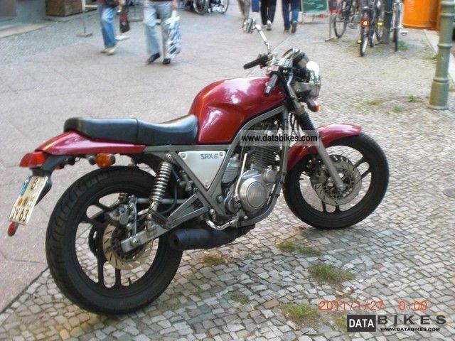 1990 Yamaha Srx6