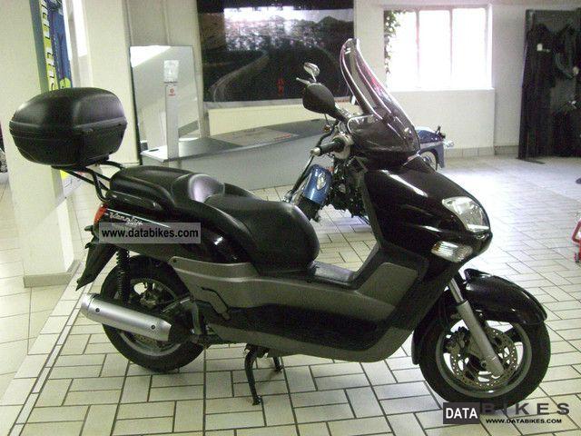 Yamaha Versity Scooter Review