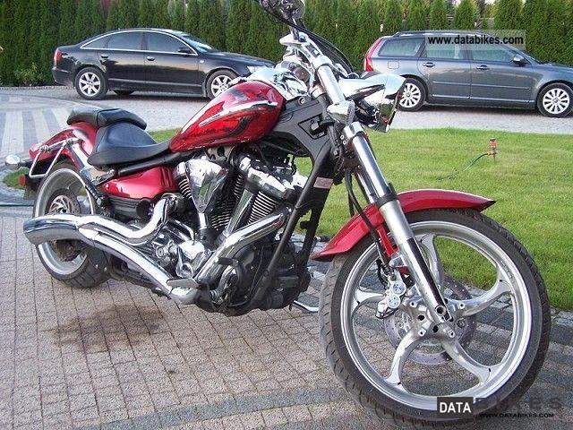 2010 Yamaha  Raider stan-jak nowy XV RAIDER S Motorcycle Motorcycle photo